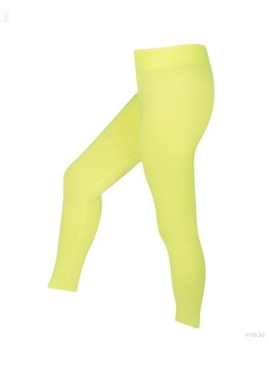 Miaju Miaju Bayan Tayt & Sport Sarı